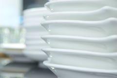 Plates Royalty Free Stock Photo
