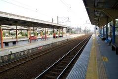 The platform Stock Photo