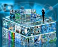 platform Royalty-vrije Stock Afbeelding