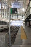 Platform 6 Stock Image