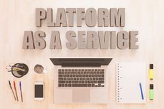 Platform as a Service Stock Images