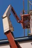Platform lift for restoration (2) Stock Photography