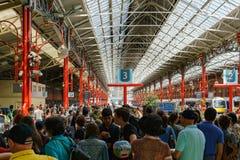 Platform van de Marylebone-post royalty-vrije stock fotografie