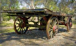 Platform wagon 205A Royalty Free Stock Photo