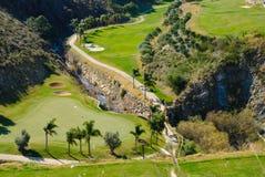 Platforms golf course stock photos