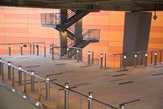 platformy staci tramwaj Fotografia Royalty Free