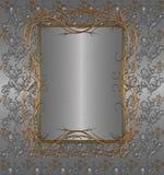 platina banner Stock Afbeeldingen