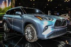 Toyota Highlander Platinum