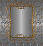 Platinum banner Stock Images