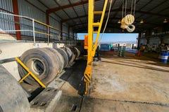Platinum Palladium Mining and Machinery royalty free stock photo