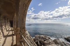 Platja Aro,Catalonia,Spain Royalty Free Stock Photography