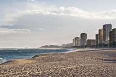 Platja d'Aro Royalty Free Stock Photos
