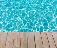 Platja De Alcudia plaży molo w Mallorca Majorca Fotografia Stock