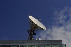 Plato basado en los satélites fotografía de archivo libre de regalías