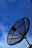 Plato basado en los satélites Fotografía de archivo