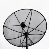 Plato basado en los satélites Fotos de archivo