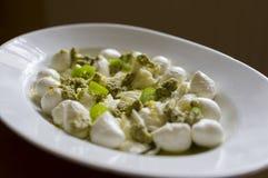 Plato de la ensalada. fotos de archivo