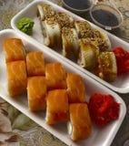 Plato del sushi foto de archivo libre de regalías