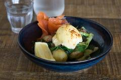 Plato delicioso en Sydney Fotos de archivo