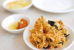 Plato vegetariano chino del aperitivo Fotografía de archivo libre de regalías