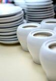 platos fotos de archivo