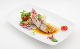 Platos cocina del international de Tailandia y de China Imágenes de archivo libres de regalías