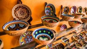 Platos Huichol Royalty Free Stock Photos