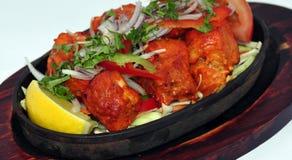 Colección india 5 de la comida Fotos de archivo