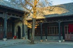 Plats av den Tianjin Cantoneseaulan Arkivbild