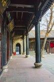Plats av den Tianjin Cantoneseaulan Arkivfoto