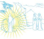 Plats av Mary Magdalene Royaltyfri Fotografi