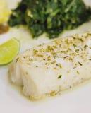 Plats de poisson Image stock