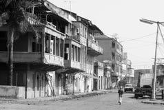 Plats från Guinea-Bissau Arkivbilder