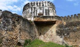 Plats från Zanzibar, Tanzania, Afrika Royaltyfri Foto