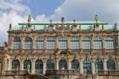 Plats i Dresden, Tyskland Arkivfoton