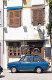 Plats i Porto, Portugal Arkivbilder