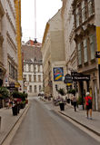 Plats i Wien, Österrike Royaltyfria Foton