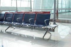 Platser för flygplatsterminal Royaltyfria Bilder