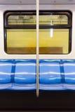 Platser för gångtunneldrev fotografering för bildbyråer
