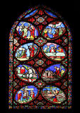 Platser från livet av Kristus arkivbild