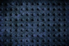 platta för corrosivejärnmetall Royaltyfri Foto