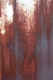 platta för järnoxid Arkivfoton