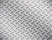 platta för legeringsdiamantmetall Royaltyfri Foto