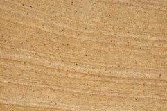 Platta från sandstencloseupen Arkivfoton