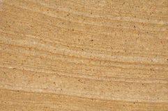 Platta från sandstencloseupen Arkivbilder