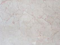 Plattan göras av marmor i svartvita skuggor med röda strimmor Släta textur för design och garnering Naturlig buildi royaltyfria foton