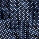 Platte des schwarzen Diamanten Stockbild