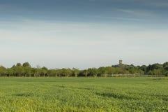 Platteland Stock Afbeelding