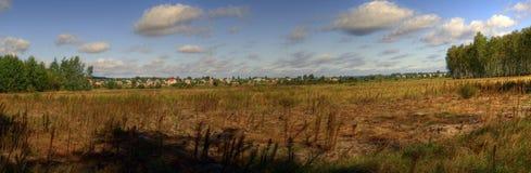 Platteland (HDR) Stock Afbeelding
