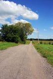 Platteland van Wisconsin Stock Foto